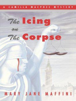 The Icing on the Corpse, Mary Jane Maffini