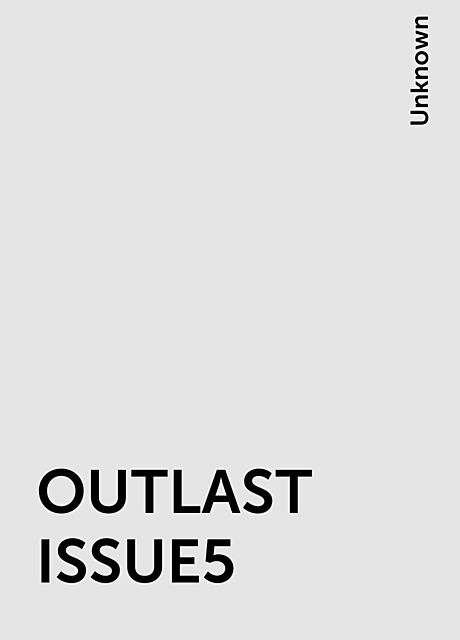 OUTLAST ISSUE5,