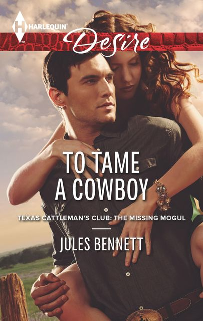 To Tame a Cowboy, Jules Bennett