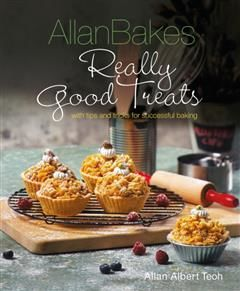 Allan Bakes Really Good Treats, Allan Teoh
