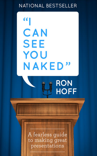I Can See You Naked, Ron Hoff