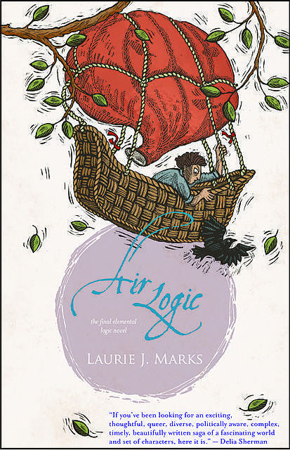 Air Logic, Laurie J. Marks