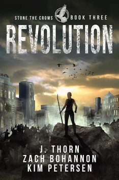 Revolution, Kim Petersen, J. Thorn, Zach Bohannon