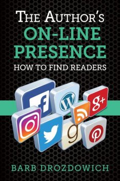 The Author's On-Line Presence, Barb Drozdowich