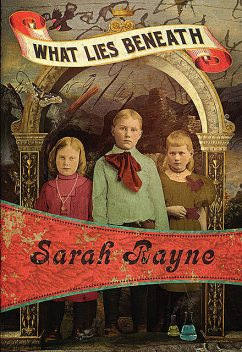 What Lies Beneath, Sarah Rayne