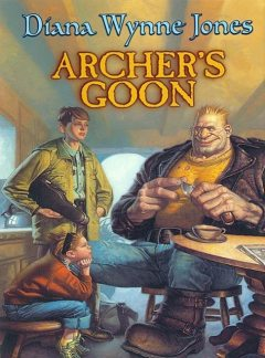 Archer's Goon, Diana Wynne Jones