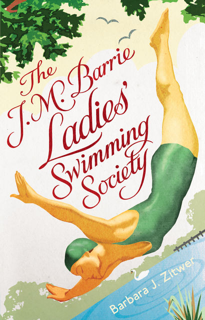 The J.M. Barrie Ladies' Swimming Society, Barbara Zitwer