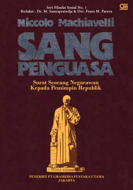 Sang Penguasa, Niccolò Machiavelli