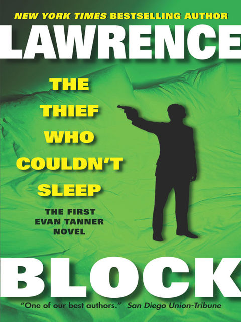 The Thief Who Couldn't Sleep, Lawrence Block