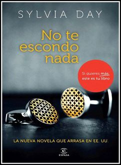 No Te Escondo Nada, Sylvia Day