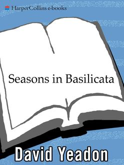 Seasons in Basilicata, David Yeadon