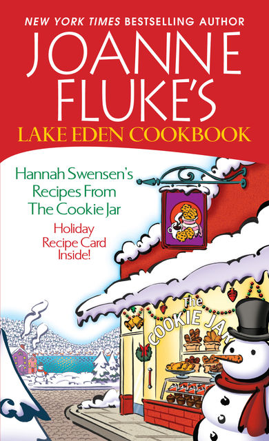 Joanne Fluke's Lake Eden Cookbook, Joanne Fluke