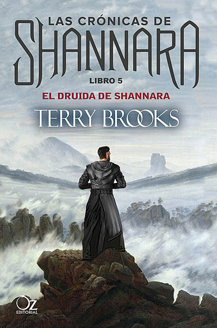 El druida de Shannara, Terry Brooks