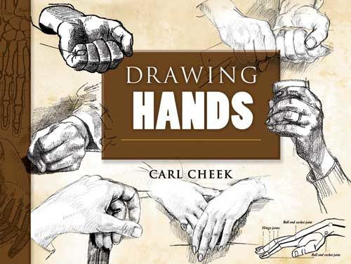 Drawing Hands, Carl Cheek