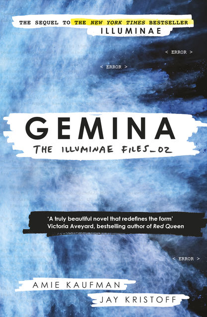 Gemina – The Illuminae Files: Book 2, Amie Kaufman, Jay Kristoff