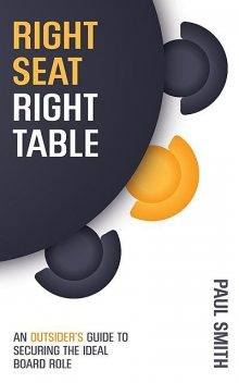 Right Seat Right Table, Paul Smith
