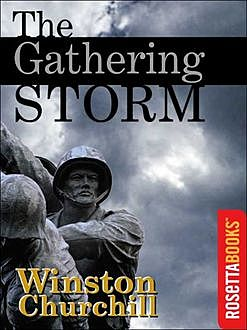 The Gathering Storm, Winston Churchill