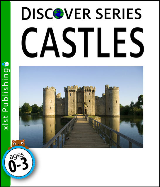 Castles: Discover Series, Xist Publishing