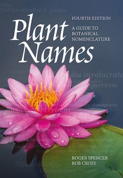 Plant Names, Rob Cross, Roger Spencer