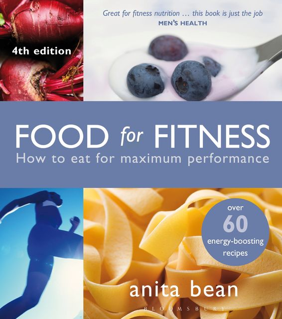 Food for Fitness, Anita Bean