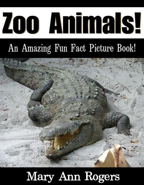 Zoo Animals, Mary Ann Rogers
