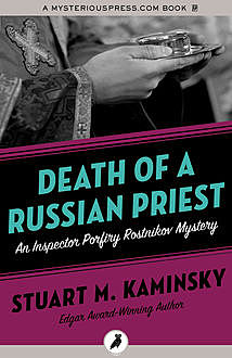 Death of a Russian Priest, Stuart Kaminsky