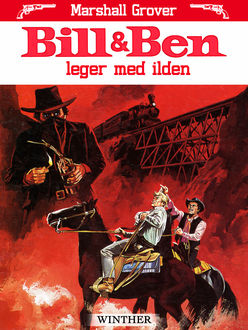 Bill og Ben leger med ilden, Marshall Grover