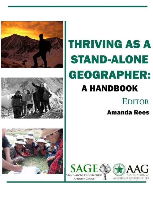 Thriving as a Stand-Alone Geographer: A Handbook, Amanda Rees