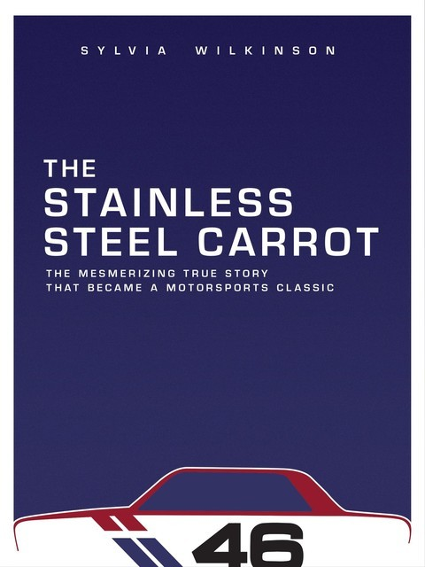 The Stainless Steel Carrot, Sylvia Wilkinson