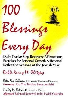 100 Blessings Every Day, Rabbi Kerry M. Olitzky