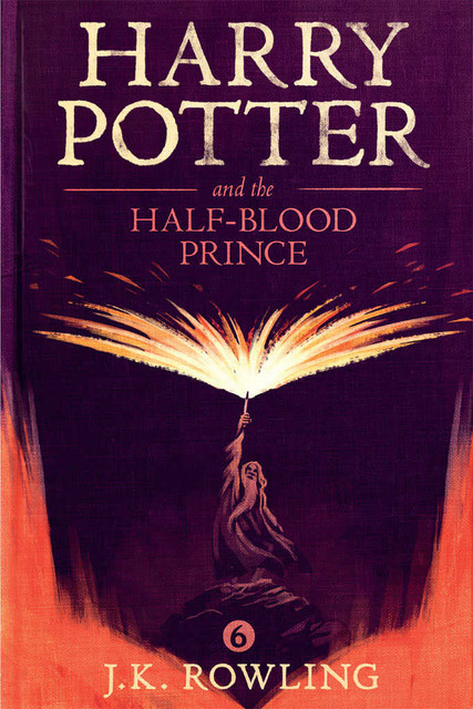 Harry Potter and the Half-Blood Prince, J. K. Rowling