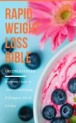 Rapid Weight Loss Bible, Green leatherr