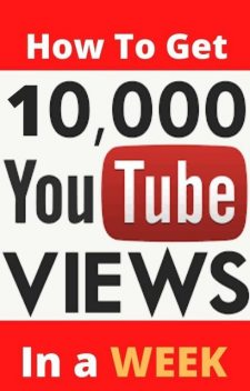 How to Get 10,000 Real Youtube Views, BookLover