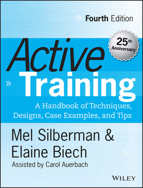 Active Training, Elaine Biech, Melvin L.Silberman