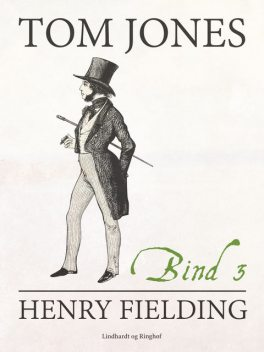 Tom Jones bind 3, Henry Fielding