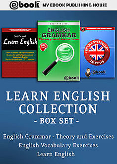 Learn English Collection Box Set, My Ebook Publishing House, Matt Purland