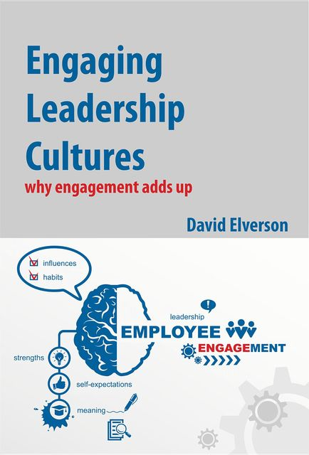 Engaging Leadership Cultures: why engagement adds up, David P Elverson
