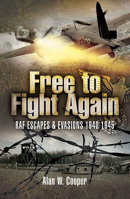 Free to Fight Again, Alan Cooper