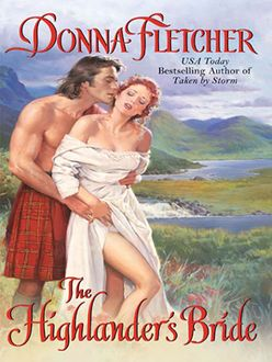 The Highlander's Bride, Donna Fletcher