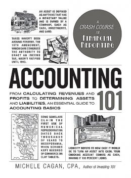 Accounting 101, Michele Cagan