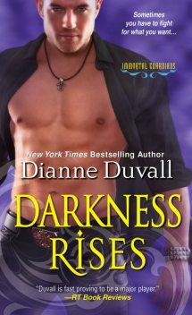Darkness Rises, Dianne Duvall