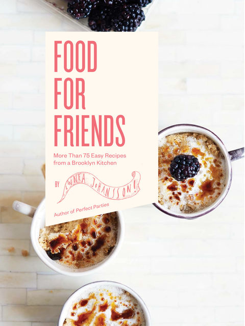 Food For Friends, Linnea Johansson