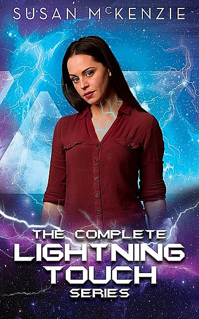 The Complete Lightning Touch Series Box Set, Susan McKenzie