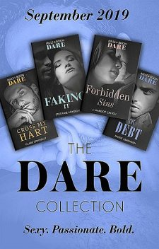 The Dare Collection September 2019, Jackie Ashenden, Clare Connelly, Stefanie London, J. Margot Critch