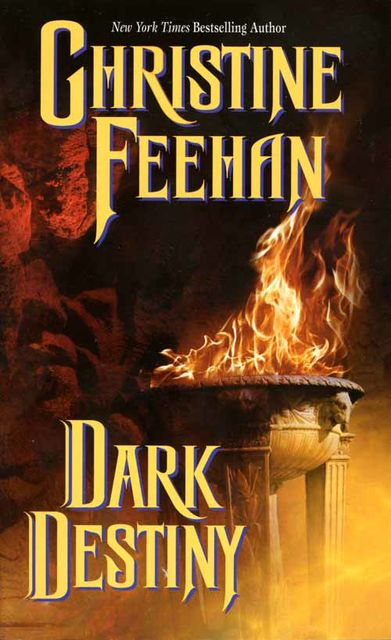 Dark Destiny (Dark Series - book 13), Christine Feehan