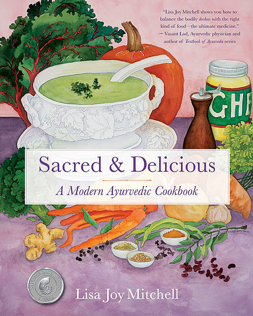 Sacred & Delicious, Lisa Mitchell