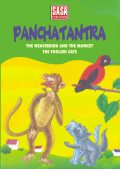 Stories from Panchatantra : The Weaverbird and Monkey, The Foolish Cats, Jyotsna Bharti