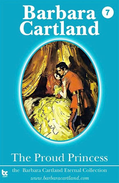 The Proud Princess, Barbara Cartland