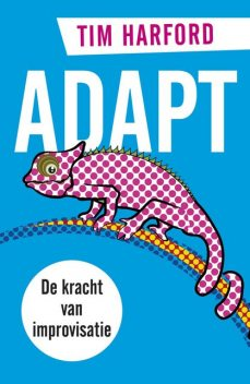 Adapt, Tim Harford