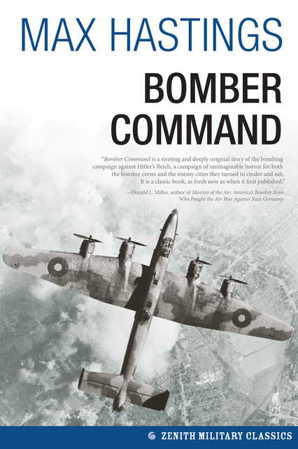 Bomber Command, Max Hastings
